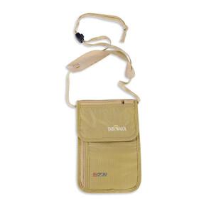 Tatonka Skin Neck Pouch portemonnee RFID B beige